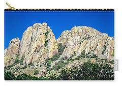 Davis Mountains Of S W Texas Carry-all Pouch