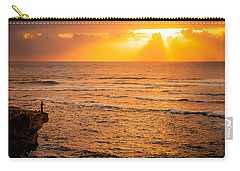 Dawn Fisherman Carry-all Pouch