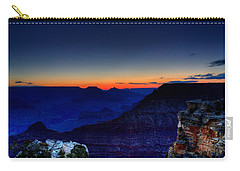 Dawn Is Breaking Carry-all Pouch by Dave Files