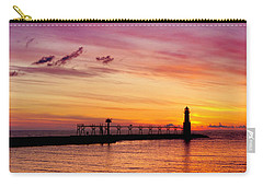 Dawn Of Promise Carry-all Pouch by Bill Pevlor