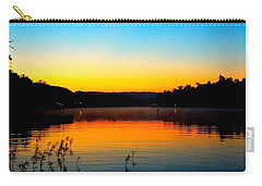 Dawn On Crown Cove Carry-all Pouch