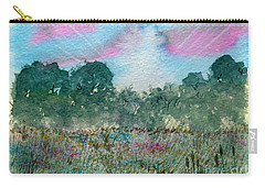 Dawn On The Marsh Carry-all Pouch