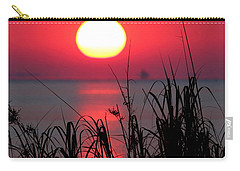 Day Is Done Carry-all Pouch by Marty Fancy