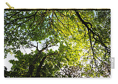 Daydreaming In The Hammock Carry-all Pouch by Belinda Greb