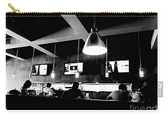 Carry-all Pouch featuring the photograph Dayhawks by Amar Sheow
