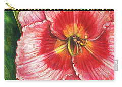 Daylily Delight Carry-all Pouch