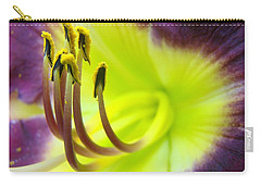Daylily Macro 2 Carry-all Pouch