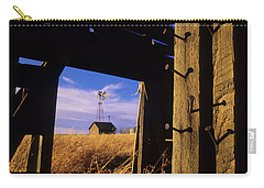 Days Gone By Carry-all Pouch by Bob Christopher