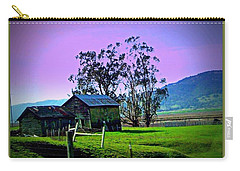 Carry-all Pouch featuring the photograph Days Gone By by Bobbee Rickard