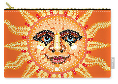 Dazzling Sun Carry-all Pouch