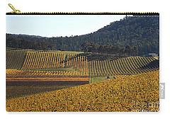 golden vines-Victoria-Australia Carry-all Pouch by Joy Watson