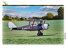 De Havilland Tiger Moth 2 Carry-all Pouch