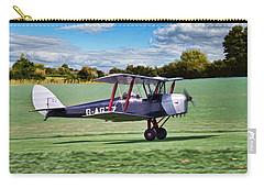 De Havilland Tiger Moth Carry-all Pouch