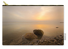 Dead Sea Sunrise Carry-all Pouch