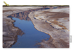 Death Valley Salt Stream 1 Carry-all Pouch