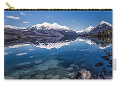 Deep Freeze Carry-all Pouch by Aaron Aldrich