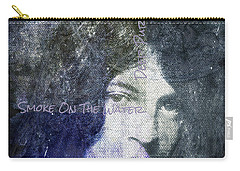 Deep Purple - Smoke On The Water Carry-all Pouch