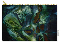 Deep Sea Within Carry-all Pouch