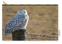 Deeper Than Light Carry-all Pouch by Heather King