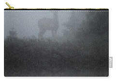 Deer Reflecting Carry-all Pouch by Diane Alexander