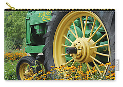 Deere 2 Carry-all Pouch