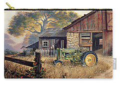 John Deere Carry-All Pouches