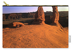 Delicate Arch Carry-all Pouch by Bob Christopher