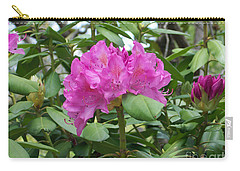 Carry-all Pouch featuring the photograph Delicate Beauty by Roberta Byram
