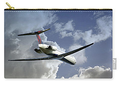Delta Jet Carry-all Pouch
