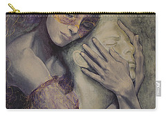 Embrace Paintings Carry-All Pouches