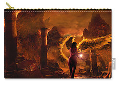 Demon's Fury Carry-all Pouch