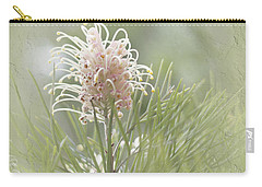 Carry-all Pouch featuring the photograph Denise by Elaine Teague