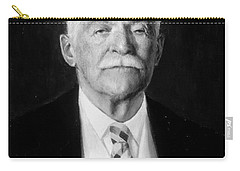 Carry-all Pouch featuring the painting Denman Waldo Ross (1853-1935) by Granger