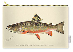 Denton Brook Trout Carry-all Pouch