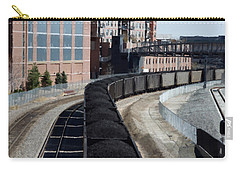 Denver Rail Yard Carry-all Pouch
