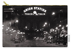 Denver Union Station Square Image Carry-all Pouch