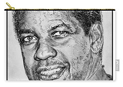 Denzel Washington In 2009 Carry-all Pouch