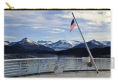 Departing Auke Bay Carry-all Pouch