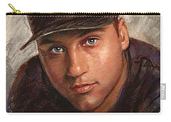 Derek Jeter Carry-all Pouch