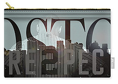 Derek Jeter - Boston Carry-all Pouch by Joann Vitali