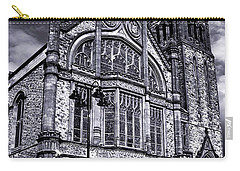 Derry Guildhall Carry-all Pouch by Nina Ficur Feenan