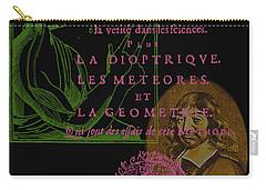 Descartes Carry-all Pouch
