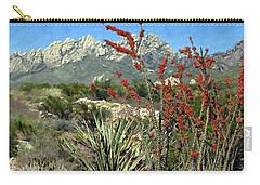 Desert Bloom Carry-all Pouch