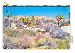 Desert Spring Carry-all Pouch by Angela J Wright