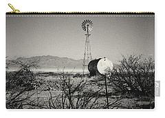 Desert Farm Carry-all Pouch
