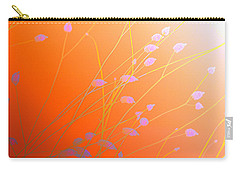 Desert Flowers Carry-all Pouch by Holly Kempe
