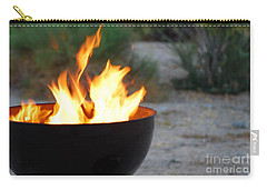 Desert Heat Carry-all Pouch