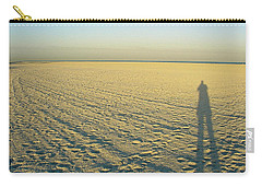 Carry-all Pouch featuring the photograph Desert Like by David Nicholls
