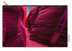 Desert Maze Carry-all Pouch
