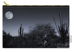 Desert Moon Carry-all Pouch